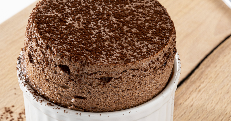 dark-chocolate-chocolate-soufflé