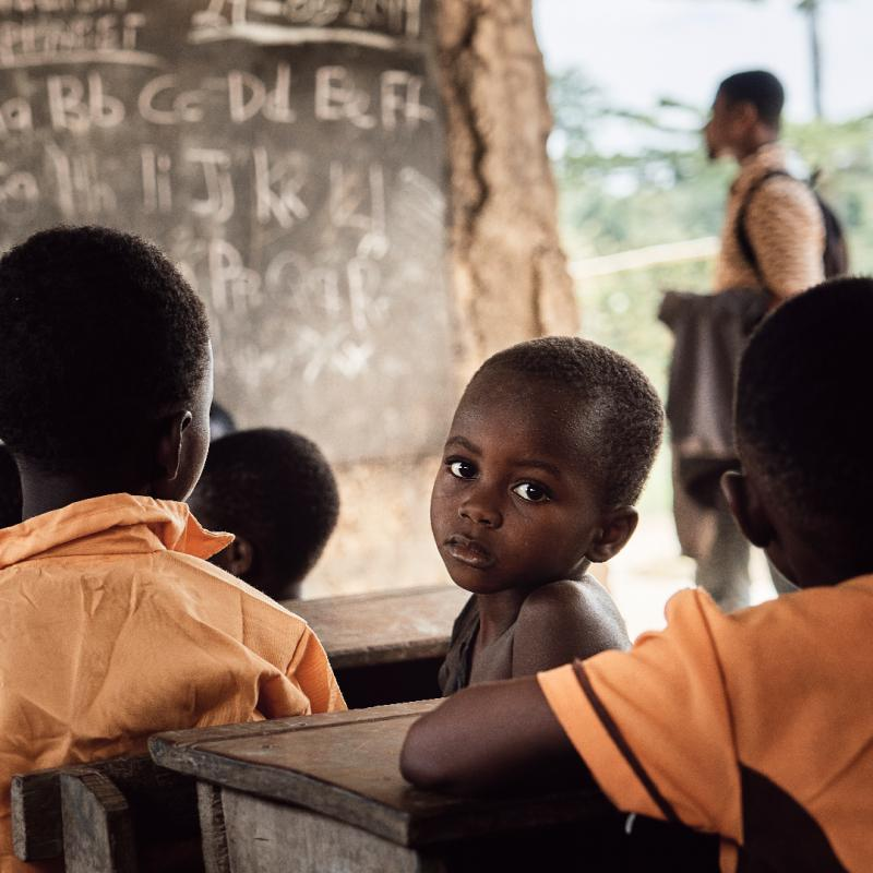 child-ghana-school