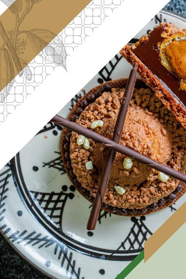 Ramadan recipes created by Chef Jeremy Grovalet - Head of Chocolate Academy Casablaca