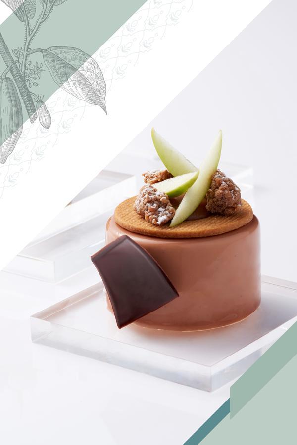 Ramadan recipes created by Chef Romain Renard - Head of Chocolate Academy Dubai