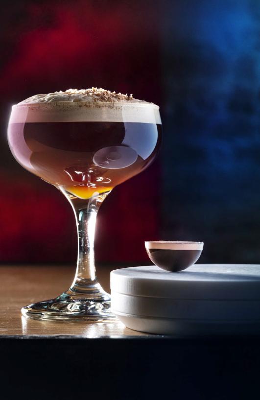 Cocoa & Cocktail