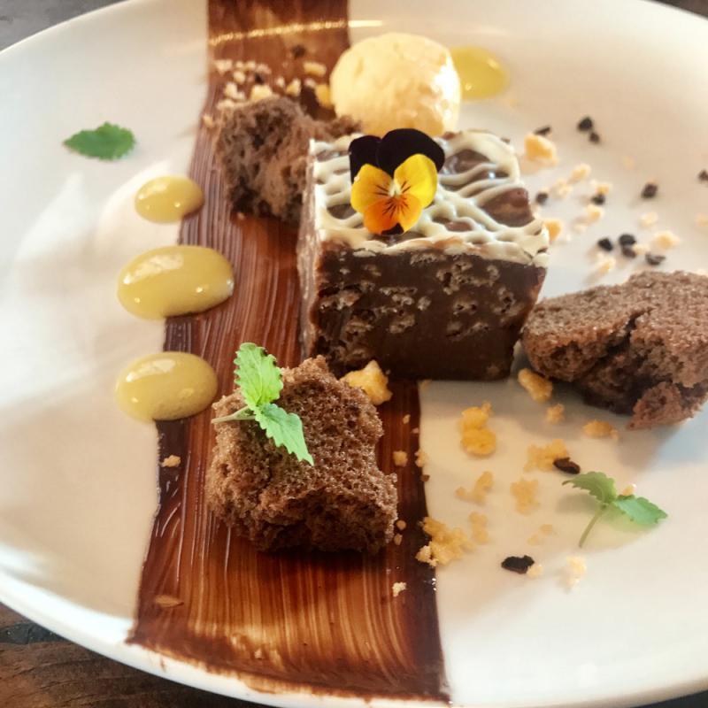 MTLàTABLE: desserts gagnants | Cacao Barry