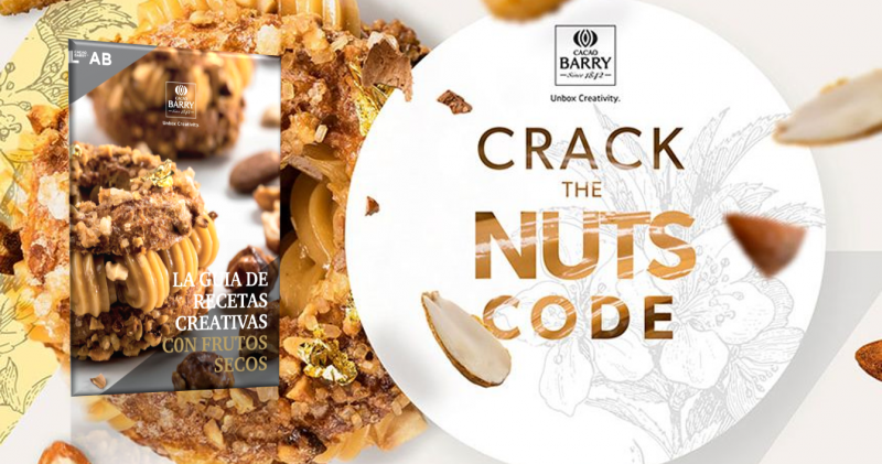 Crack the Nuts Code Recetas Creativas