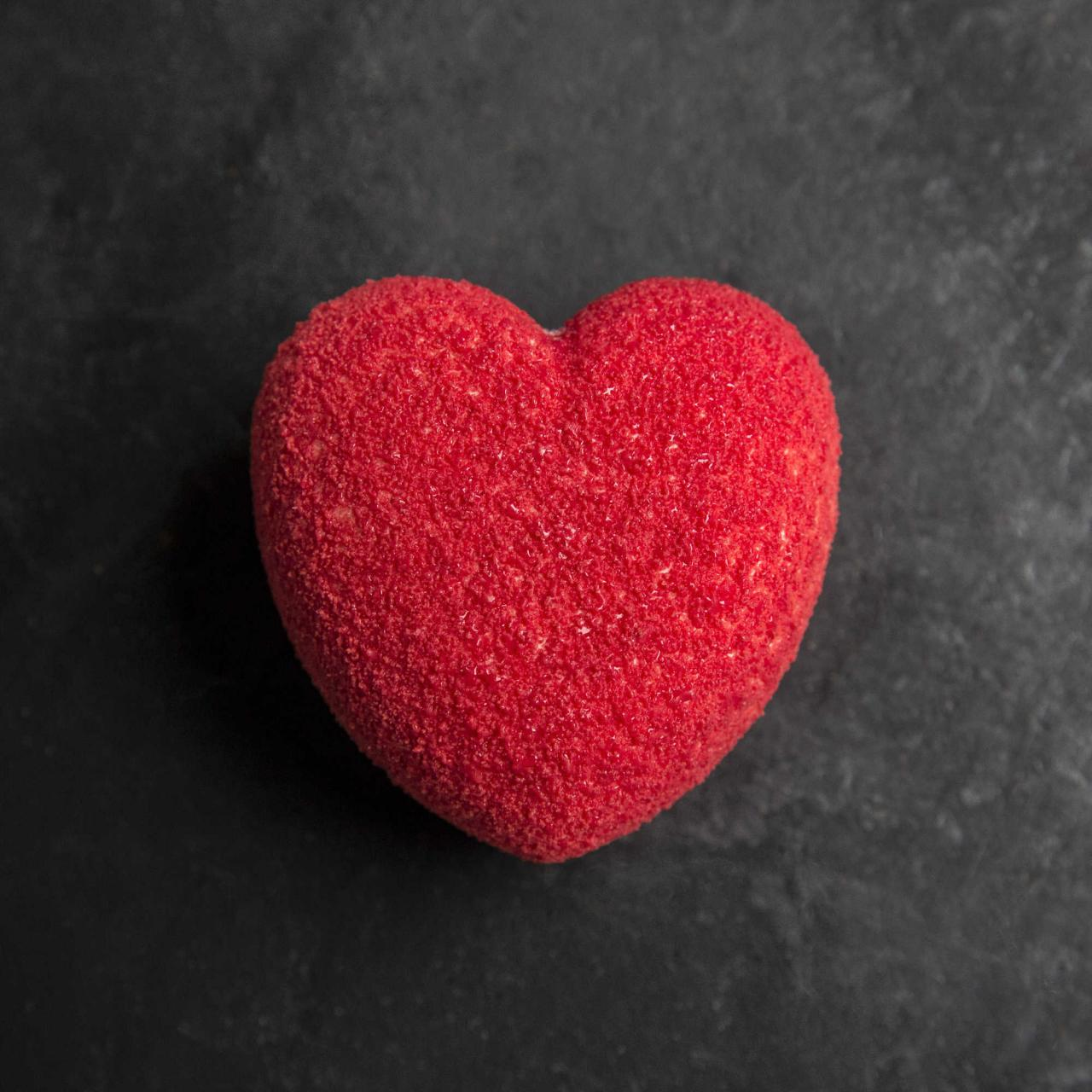 The heart by Helen Vass. Photo: Debbie Pipe