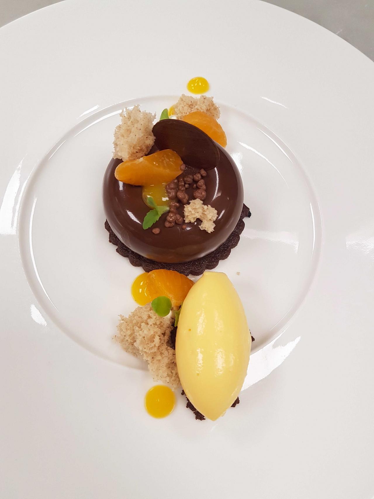 Dessert by Sarah Frankland