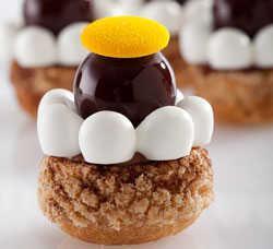 Chocolate Academy dessert