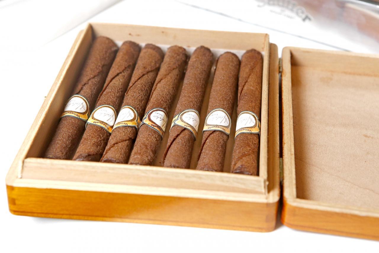 Hideko Kawa's cigars