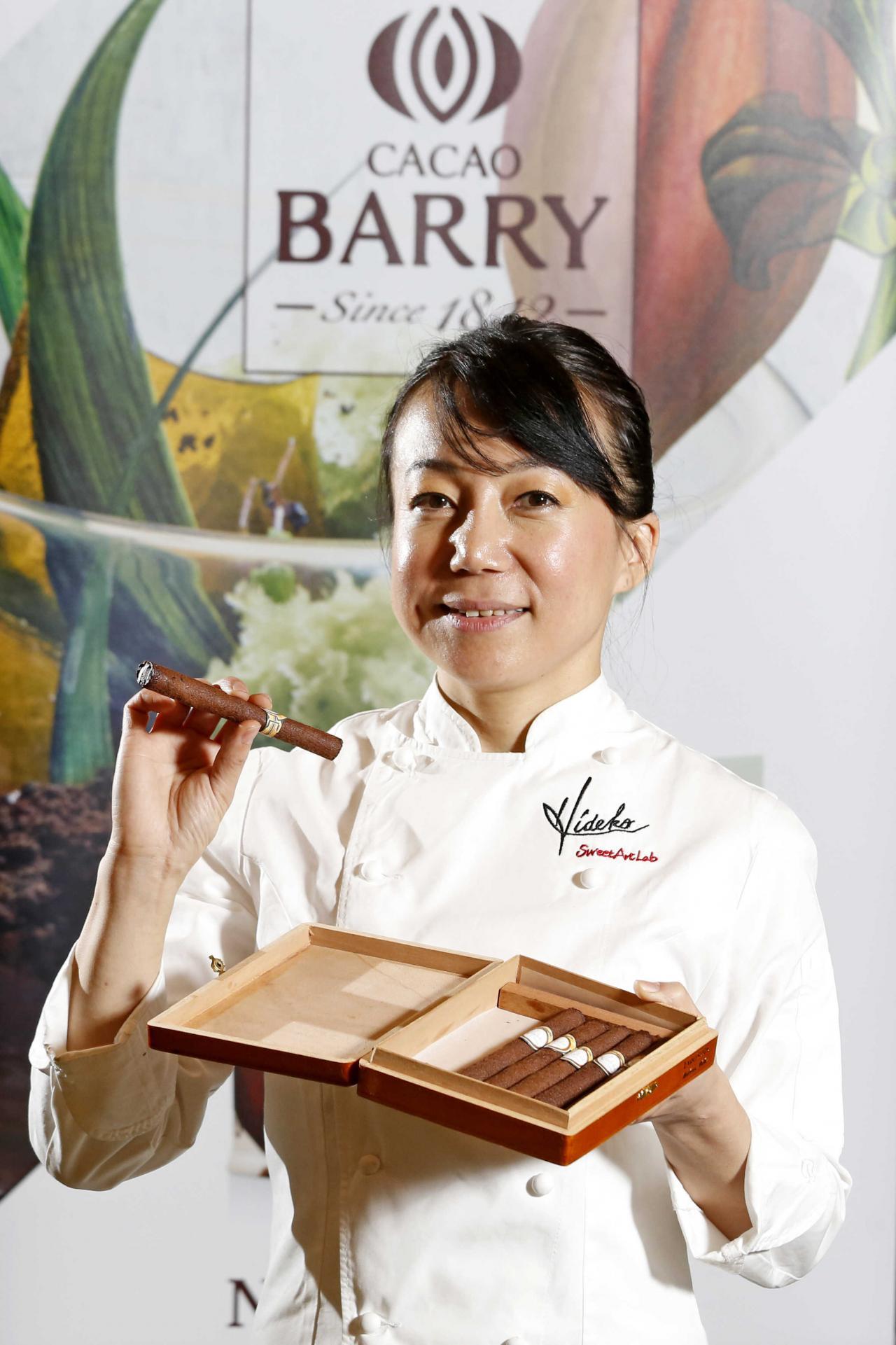 Hideko Kawa. Photo: Cacao Barry