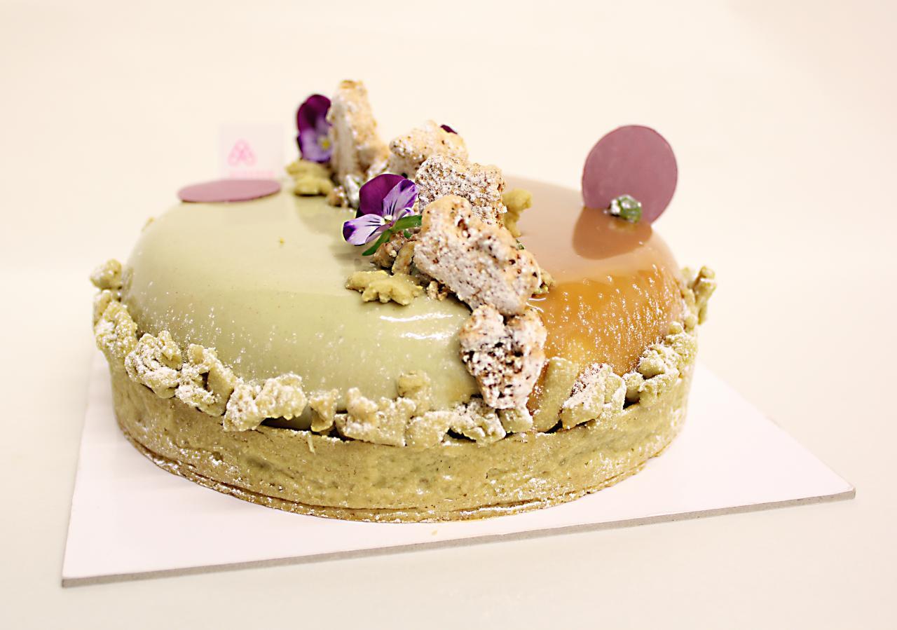 Dessert by Andreas Acherer