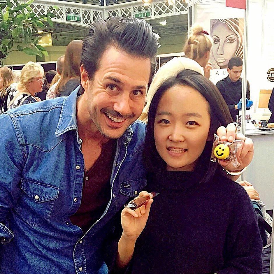 Celebrity chef Johnny Iuzzini was enjoying Hideko's Broonie