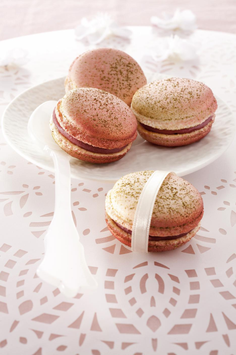 Macaroon by Cacao Barry