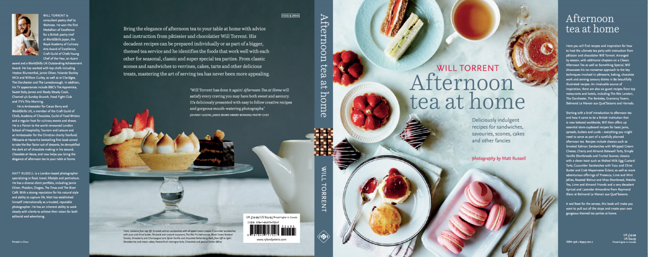 Will Torrent: Afternoon tea at home