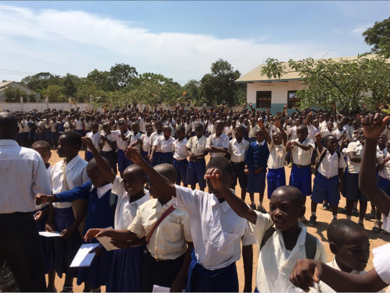 Tanzania. Photo: Victor Griffiths