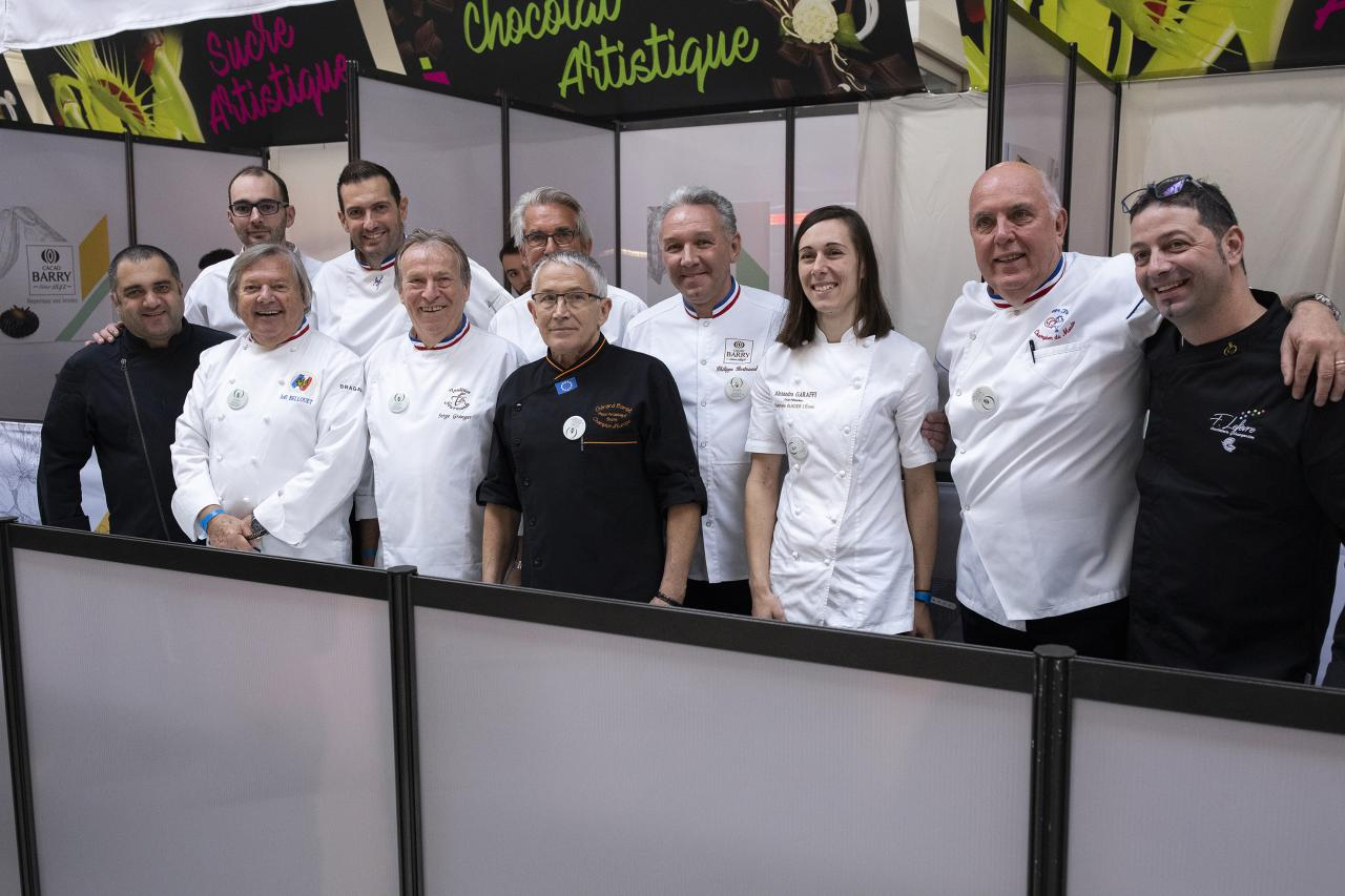 French national selection WCM