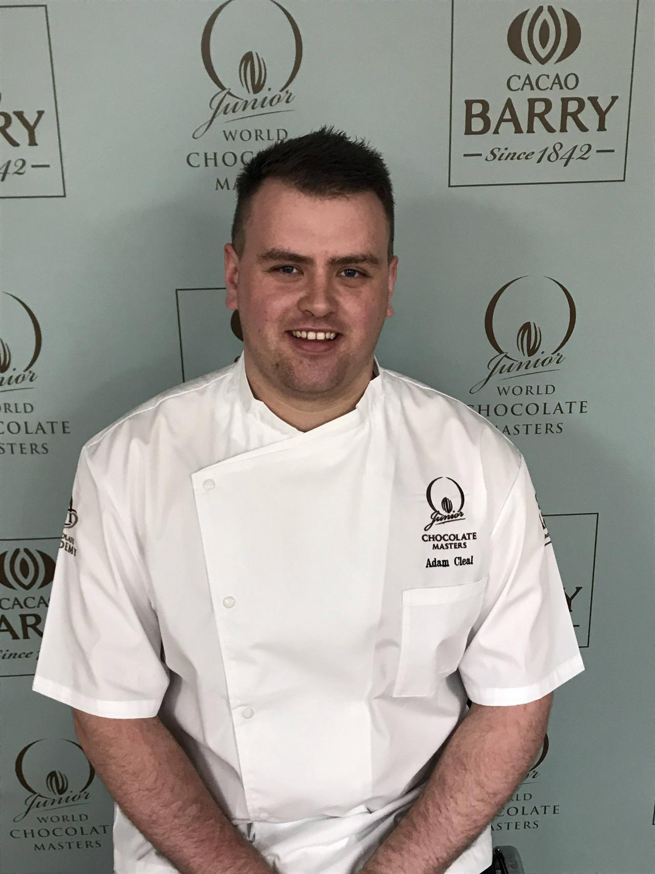 Adam Cleal - UK&Ireland Junior Chocolate Masters
