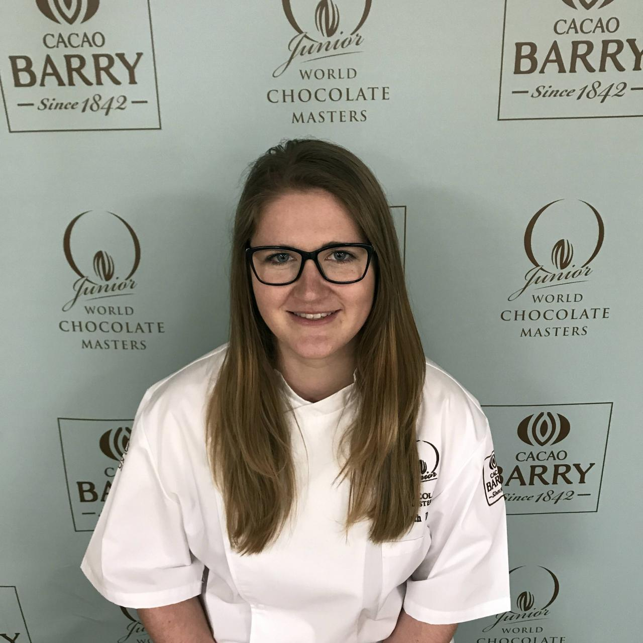 Bethanie Dove - UK&Ireland Junior Chocolate Masters