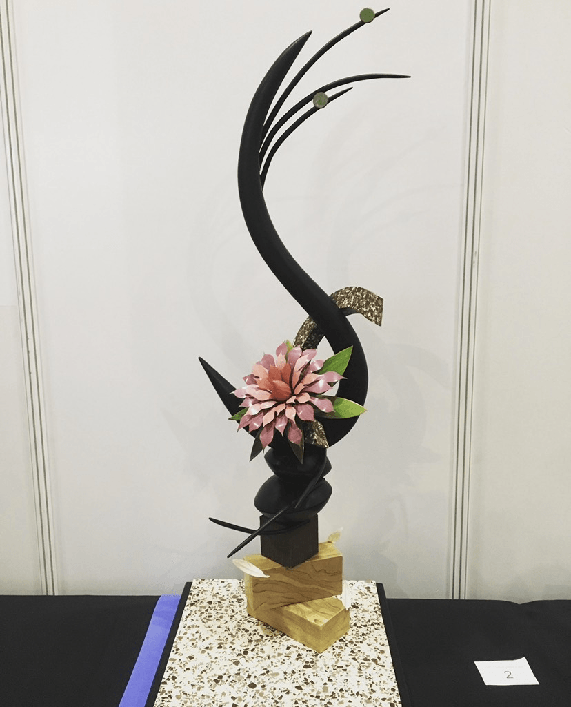 Bethanie Dove - UK&Ireland Junior Chocolate Masters Showpiece