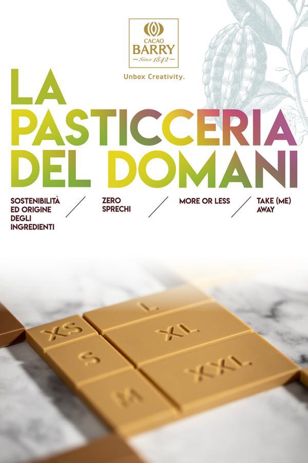 Cacao Barry RICETTARIO la pasticceria del domani
