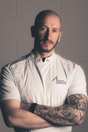 Erik Van der Veken - Belgian Chocolatier and co-owner of a luxury chocolate company