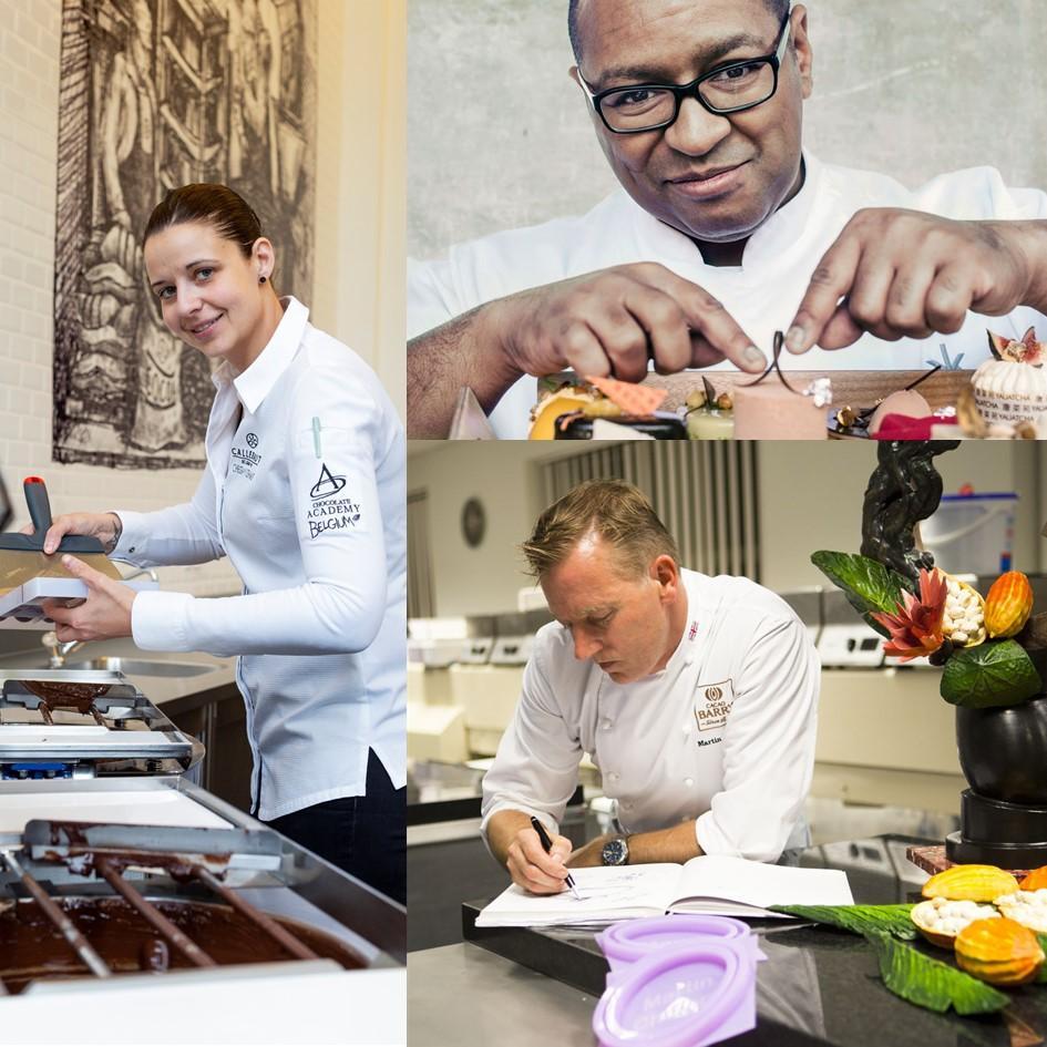 The Jury - UK&Ireland Junior Chocolate Masters