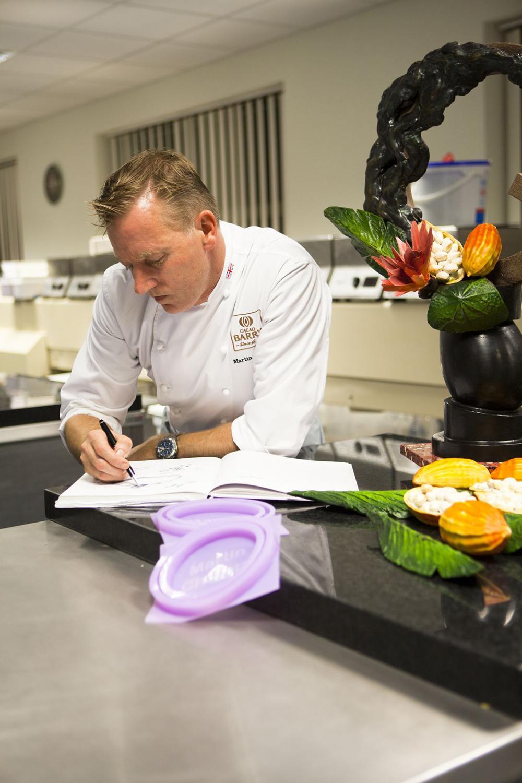 Martin Chiffers - Jury UK&Ireland Junior Chocolate Masters Dessert