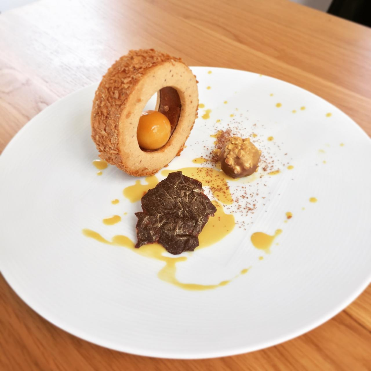 Patrick Hilder - UK&Ireland Junior Chocolate Masters Dessert