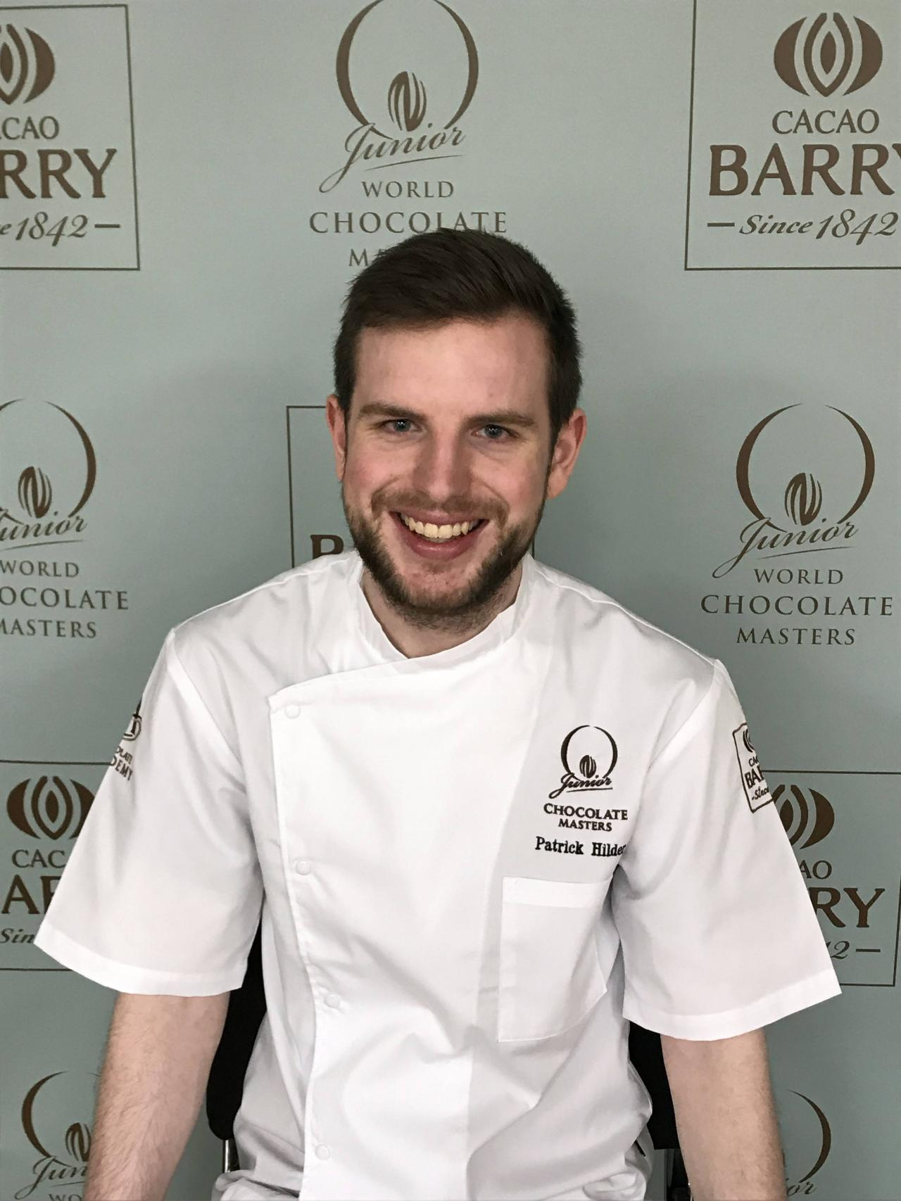 Patrick Hilder - UK&Ireland Junior Chocolate Masters