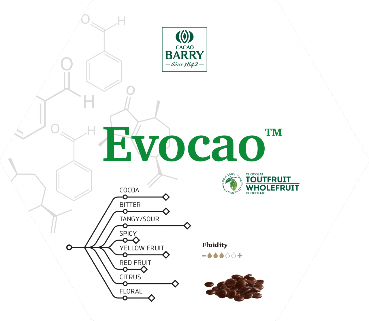 Evocao pairing card