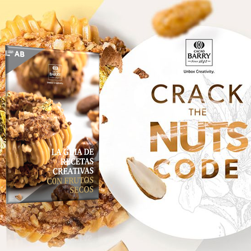 Recetas Creativas Crack the Nuts Code