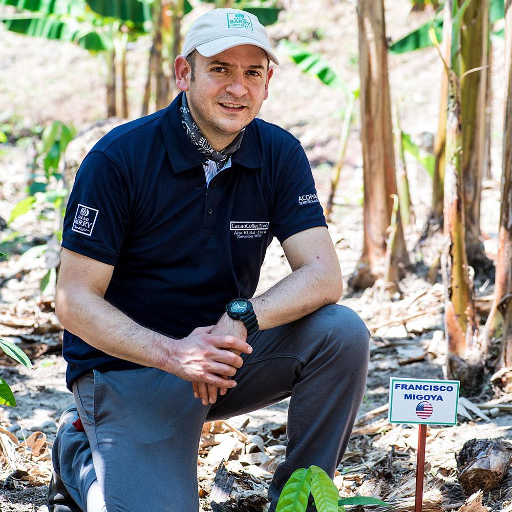 Francisco Migoya, defensor de la sostenibilidad