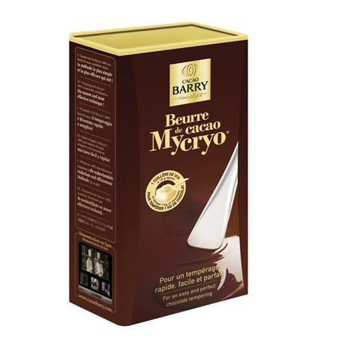 Lancering van Mycryo®-cacaobote