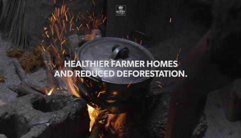 Embedded thumbnail for Thriving Nature Cookstoves initiative